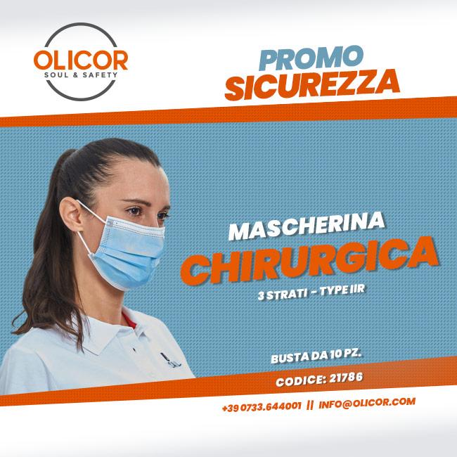 PROMO SICUREZZA – Mascherine e Tute monouso